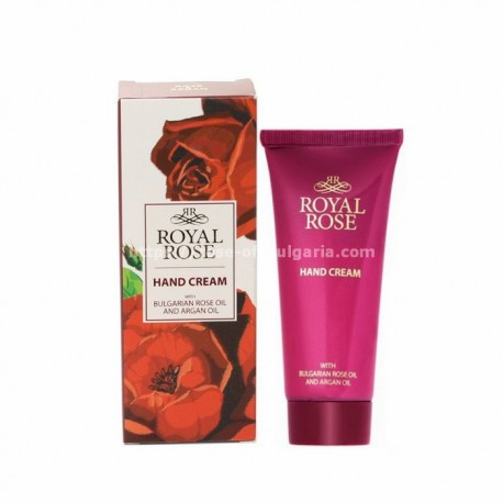 Royal Rose Argánolajos kézkrém